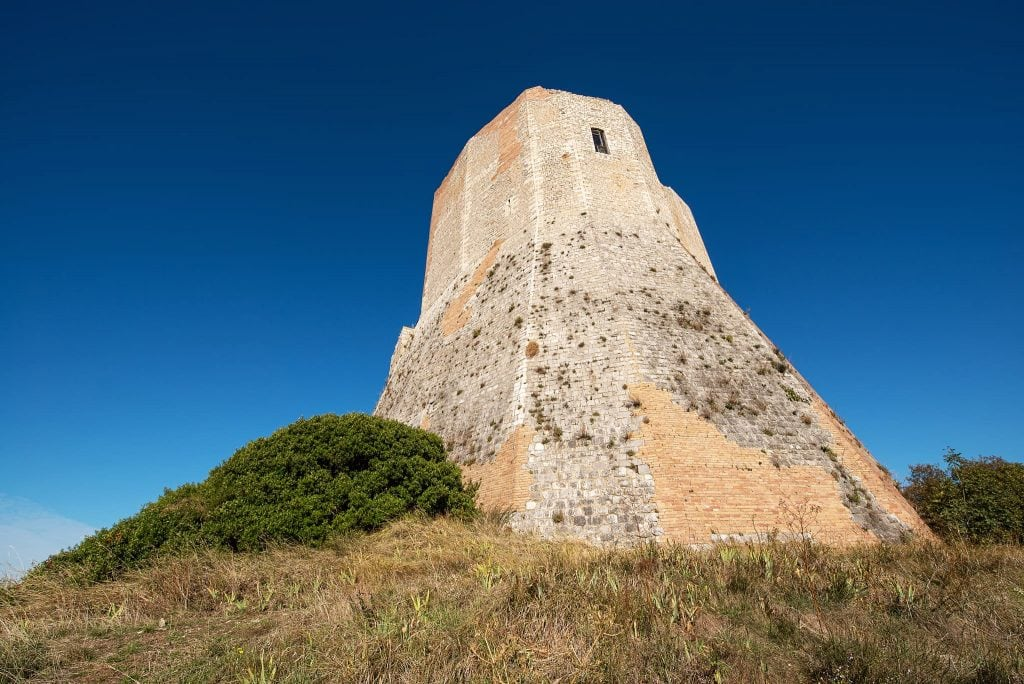 Rocca d'Orcia.