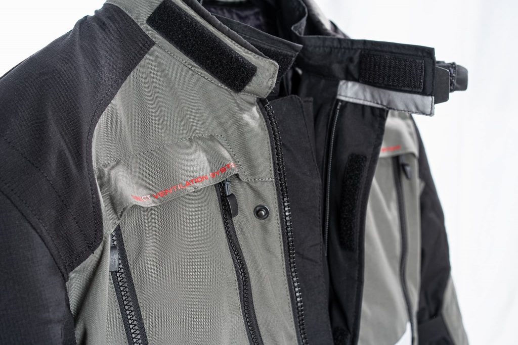 FLM Reise Textiljacke 2.0