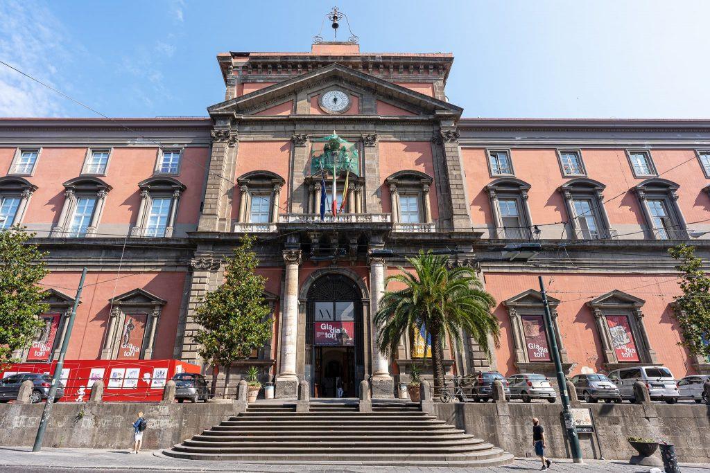Archäologisches Nationalmuseum Neapel.