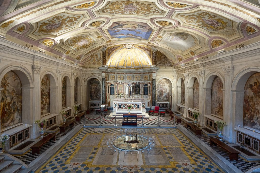 Kirche Santa Maria della Sanità.