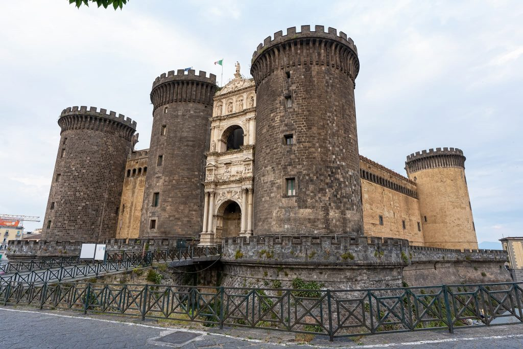 Castel Nuovo Neapel.