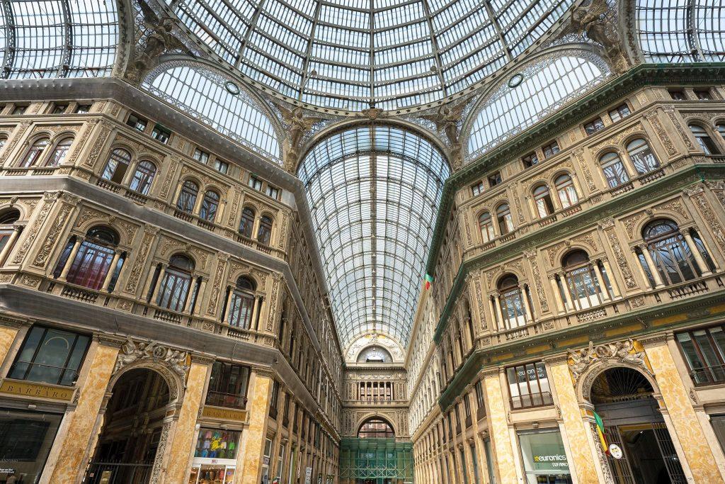 Galleria Umberto I in Neapel