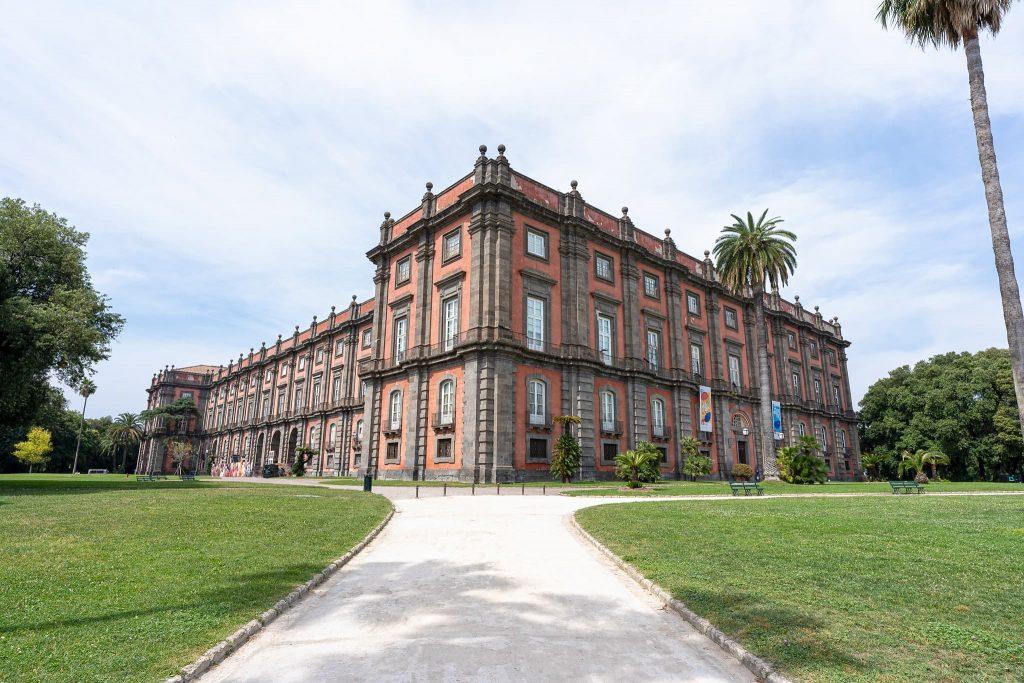 Museo di Capodimonte Neapel.